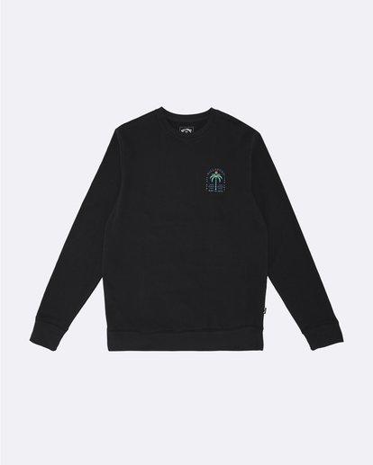 0 Shooner - Sweatshirt für Herren Schwarz S1CR04BIP0 Billabong