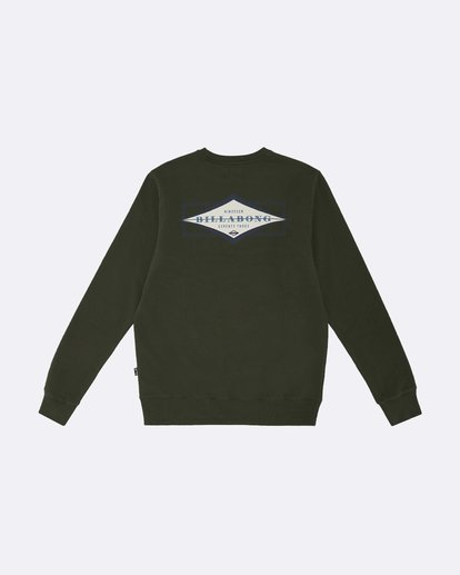 1 Diamond Shaper - Sweatshirt für Herren Gemustert S1CR06BIP0 Billabong