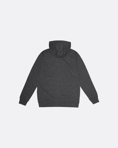 4 All Day Zip - Sweat à capuche zippé léger pour Homme Noir S1FL02BIP0 Billabong