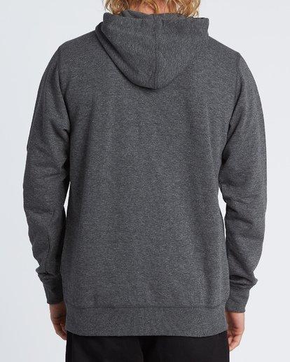 1 All Day Zip - Sweat à capuche zippé léger pour Homme Noir S1FL02BIP0 Billabong