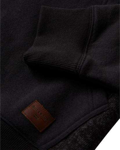 7 Balance Po - Sudadera con capucha para Hombre Negro S1FL03BIP0 Billabong