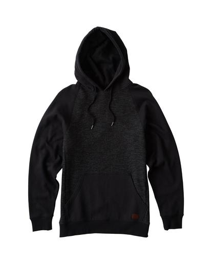 4 Balance Po - Sudadera con capucha para Hombre Negro S1FL03BIP0 Billabong
