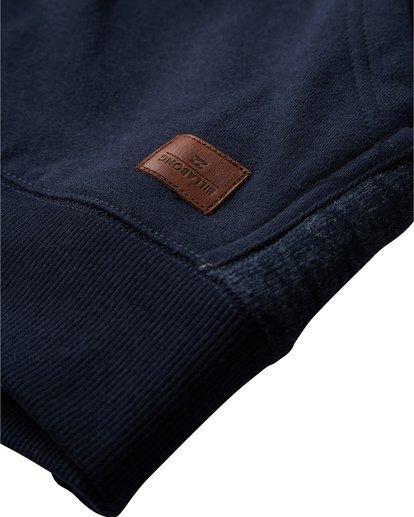 8 Balance Po - Hoodie für Herren Blau S1FL03BIP0 Billabong