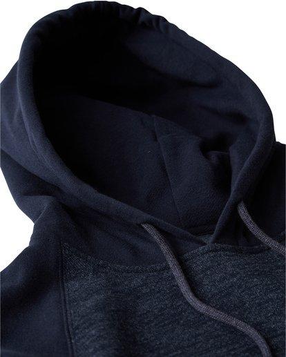 10 Balance Po - Hoodie für Herren Blau S1FL03BIP0 Billabong