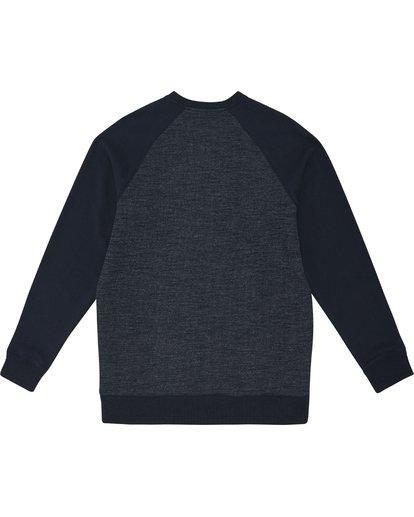 3 Balance - Sweatshirt für Herren Blau S1FL04BIP0 Billabong