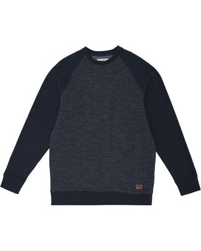 2 Balance - Sweatshirt für Herren Blau S1FL04BIP0 Billabong