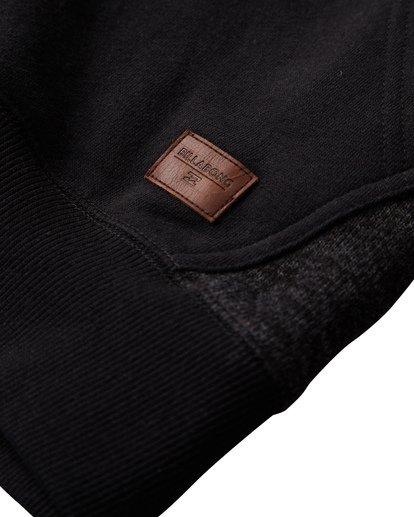 8 Balance Zip - Hoodie mit Zipper für Herren Schwarz S1FL05BIP0 Billabong