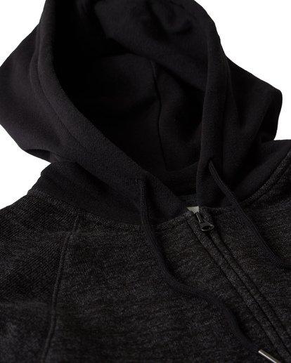 10 Balance Zip - Hoodie mit Zipper für Herren Schwarz S1FL05BIP0 Billabong