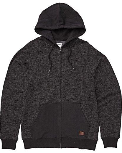 5 Balance Zip - Hoodie mit Zipper für Herren Schwarz S1FL05BIP0 Billabong