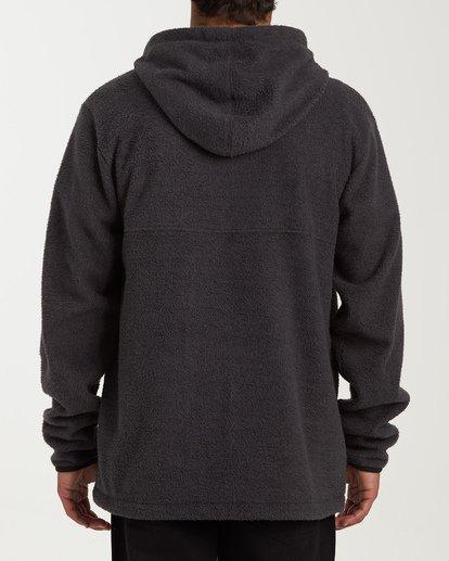 1 Balance Zip - Hoodie mit Zipper für Herren Schwarz S1FL05BIP0 Billabong
