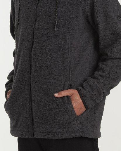 3 Balance Zip - Hoodie mit Zipper für Herren Schwarz S1FL05BIP0 Billabong
