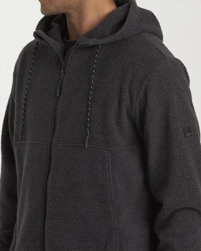 4 Balance Zip - Hoodie mit Zipper für Herren Schwarz S1FL05BIP0 Billabong