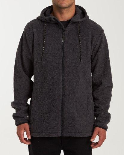 0 Balance Zip - Hoodie mit Zipper für Herren Schwarz S1FL05BIP0 Billabong