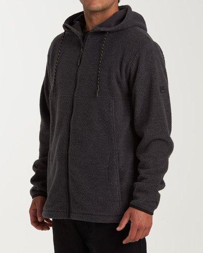 2 Balance Zip - Hoodie mit Zipper für Herren Schwarz S1FL05BIP0 Billabong