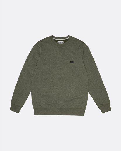 0 All Day - Sweatshirt für Herren Gemustert S1FL12BIP0 Billabong