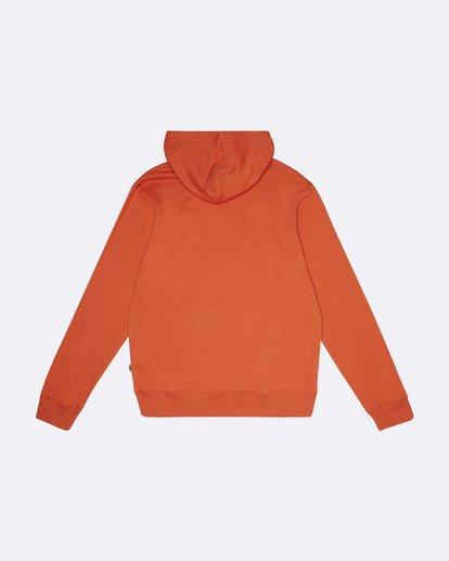 1 Original - Hoodie für Herren Orange S1FL13BIP0 Billabong