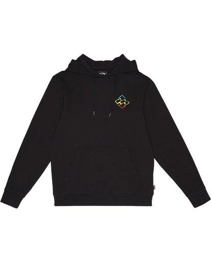 2 Sol Pullover - Sweatshirt für Herren Schwarz S1HO06BIP0 Billabong