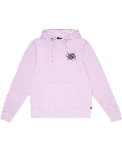 2 Sol Pullover - Sweatshirt für Herren Violett S1HO06BIP0 Billabong