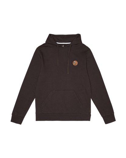 0 Pukas Dimension Po - Sweatshirt für Herren Schwarz S1HO21BIP0 Billabong
