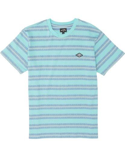 3 Combers - Camiseta de rayas para Hombre Azul S1JE07BIP0 Billabong