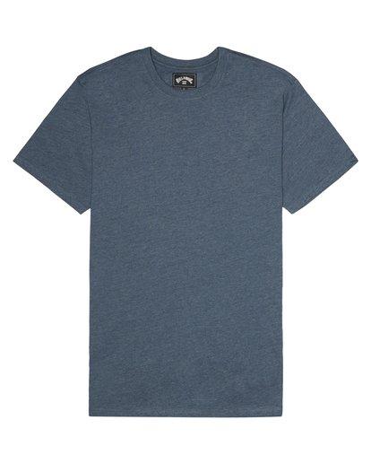2 Allday - T-Shirt für Herren Blau S1JE15BIP0 Billabong