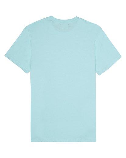 3 Allday - Camiseta para Hombre Azul S1JE15BIP0 Billabong