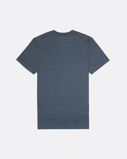1 Allday - T-Shirt für Herren Blau S1JE15BIP0 Billabong