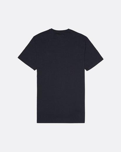 1 Allday Printed - Camiseta para Hombre Azul S1JE16BIP0 Billabong