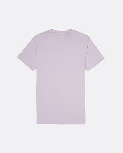 1 Allday Printed - Camiseta para Hombre Violeta S1JE16BIP0 Billabong