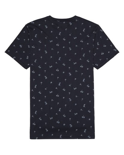 3 Sunday - T-Shirt für Herren Blau S1JE18BIP0 Billabong