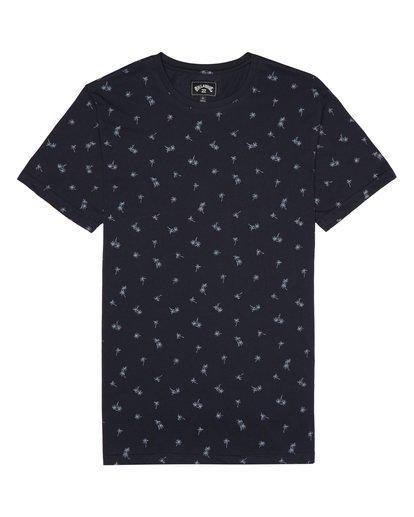 2 Sunday - T-Shirt für Herren Blau S1JE18BIP0 Billabong