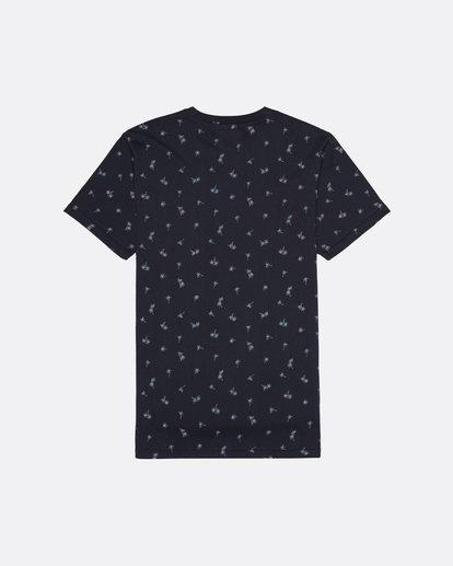 1 Sunday - T-Shirt für Herren Blau S1JE18BIP0 Billabong