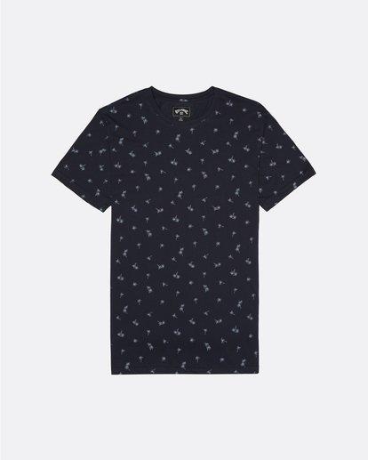 0 Sunday - T-Shirt für Herren Blau S1JE18BIP0 Billabong