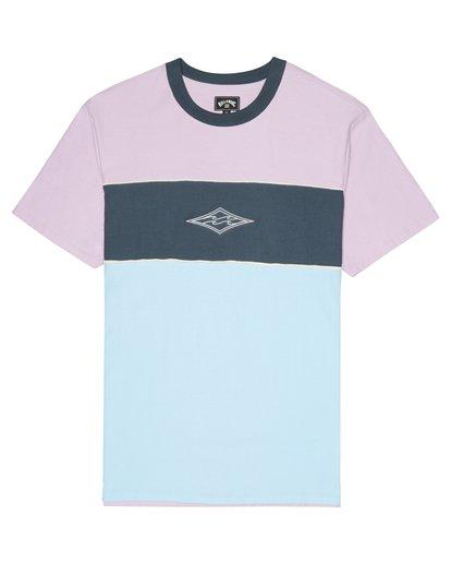2 Bender - T-Shirt for Men Blue S1JE20BIP0 Billabong