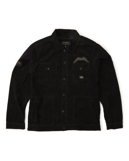 7 Black Album - Jacket for Men  S1JK33BIP0 Billabong