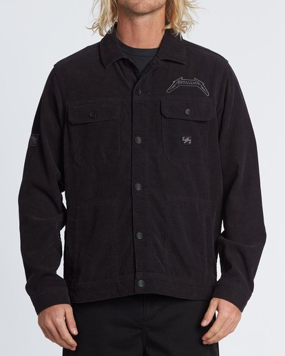 0 Black Album - Jacket for Men  S1JK33BIP0 Billabong