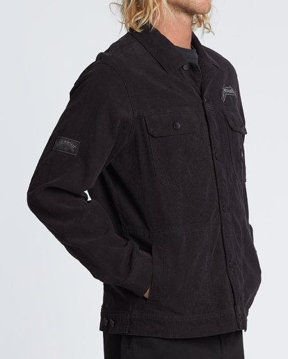4 Black Album - Jacket for Men  S1JK33BIP0 Billabong