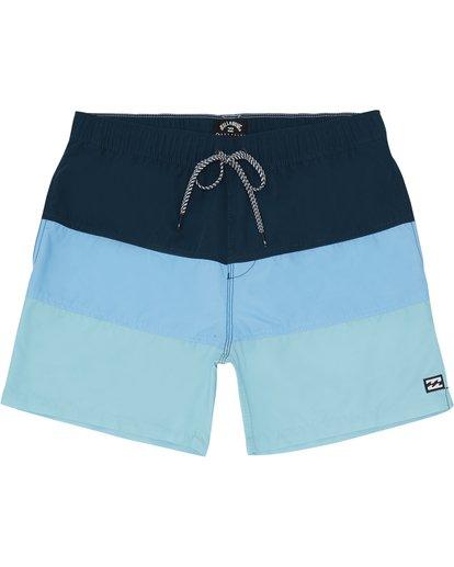 "2 Tribong Laybacks 16"" - Boardshorts für Herren Blau S1LB01BIP0 Billabong"
