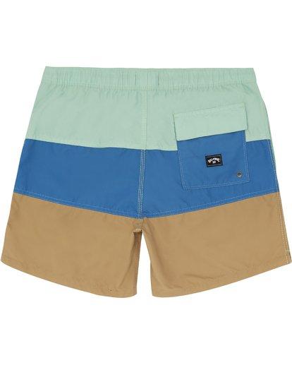 """3 Tribong Laybacks 16"""" - Board Shorts for Men Green S1LB01BIP0 Billabong"""