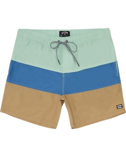 """2 Tribong Laybacks 16"""" - Board Shorts for Men Green S1LB01BIP0 Billabong"""