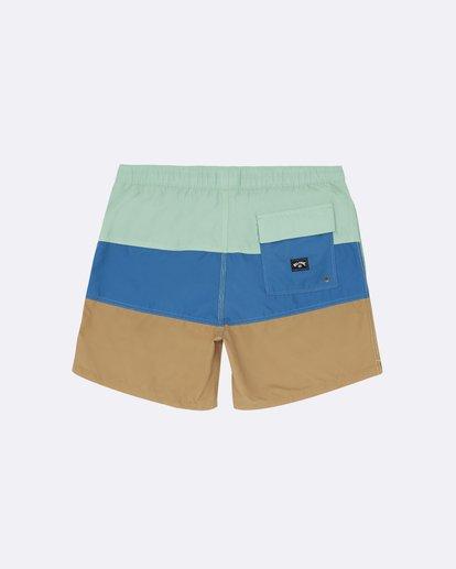 """1 Tribong Laybacks 16"""" - Board Shorts for Men Green S1LB01BIP0 Billabong"""