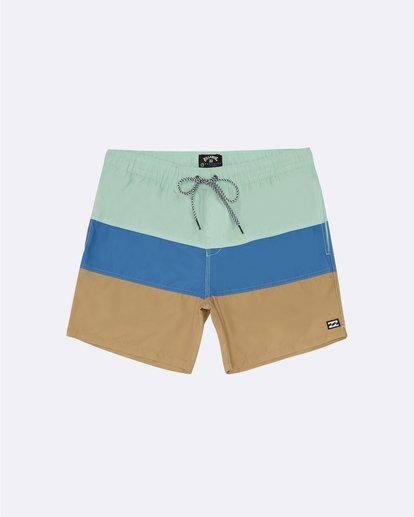 """0 Tribong Laybacks 16"""" - Board Shorts for Men Green S1LB01BIP0 Billabong"""