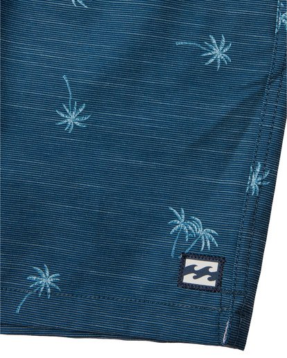 "7 Sundays Stretch Laybacks 16"" - Boardshorts für Herren Violett S1LB03BIP0 Billabong"