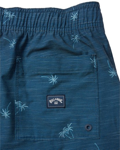 "8 Sundays Stretch Laybacks 16"" - Boardshorts für Herren Violett S1LB03BIP0 Billabong"