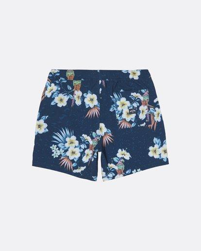 "1 Sundays Stretch Laybacks 16"" - Board Shorts for Men Blue S1LB03BIP0 Billabong"