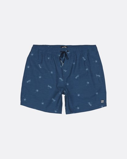 "0 Sundays Stretch Laybacks 16"" - Boardshorts für Herren Violett S1LB03BIP0 Billabong"