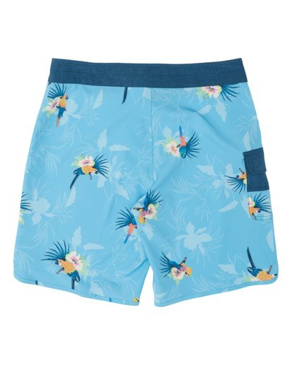 "3 Sundays Laybacks 16"" - Board Shorts for Men Blue S1LB04BIP0 Billabong"