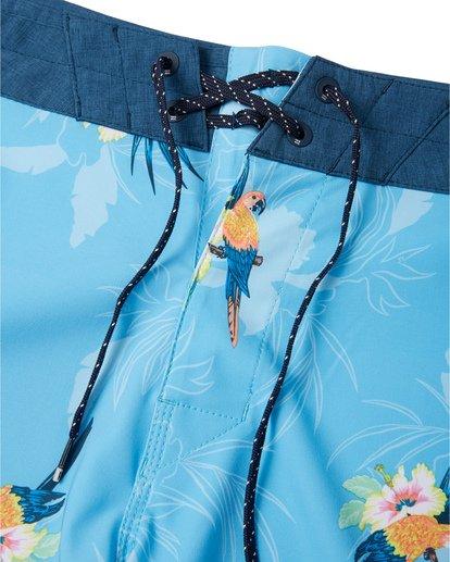 "6 Sundays Laybacks 16"" - Board Shorts for Men Blue S1LB04BIP0 Billabong"