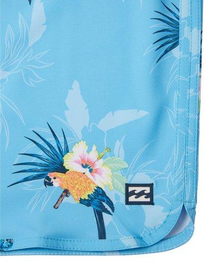"7 Sundays Laybacks 16"" - Board Shorts for Men Blue S1LB04BIP0 Billabong"