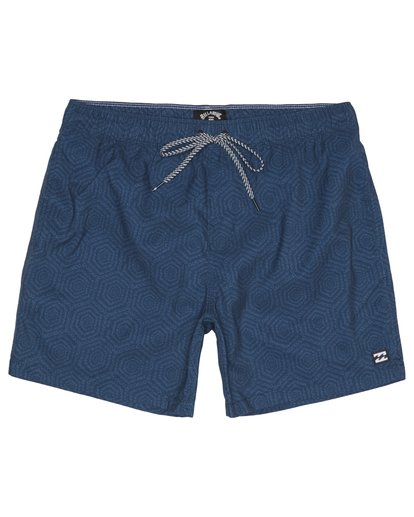 "2 Sundays Laybacks 16"" - Board Shorts for Men Blue S1LB04BIP0 Billabong"